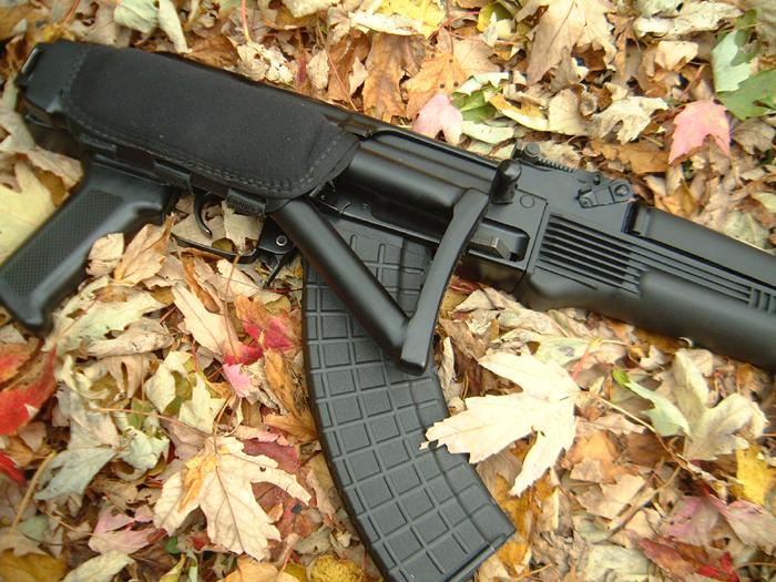 Side-Folding AK - The FAL Files